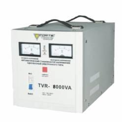 Стабилизатор напряжения однофазный FORTE TDR-8000VA